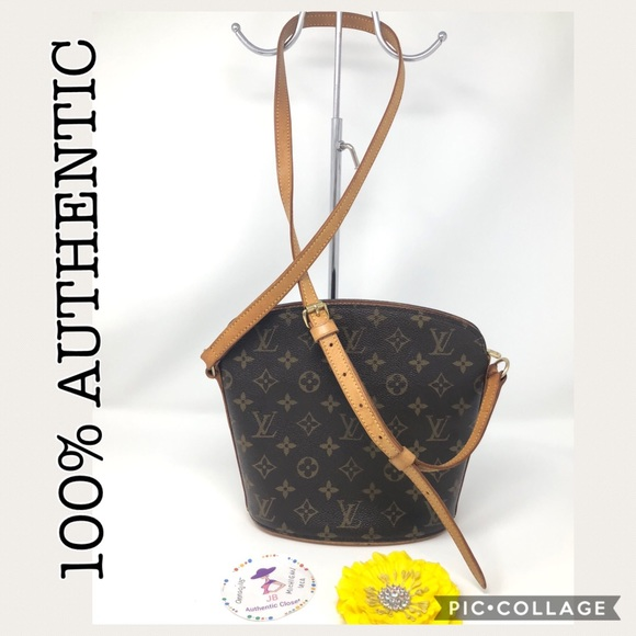 01b0f013401d Louis Vuitton Handbags - LOUIS VUITTON Monogram Drouot